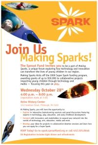 Making Sparks
